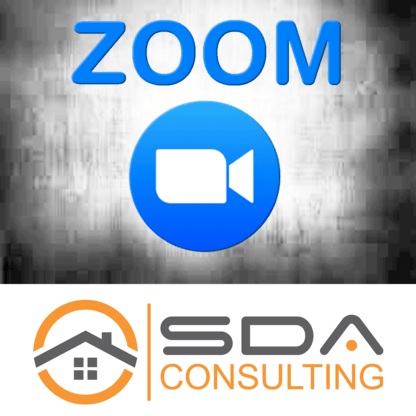 Zoom call to discuss Specialist Disability Accommodation